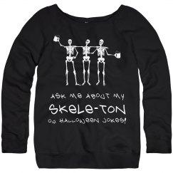 Skele-ton Sweater