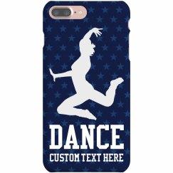 Custom Dance iPhone Case