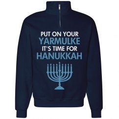 It's Time For Hanukkah
