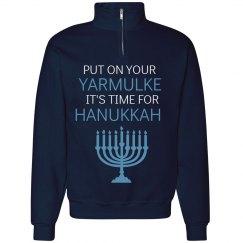 It's Time For Hanukkah