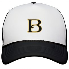 Monogrammed letter b