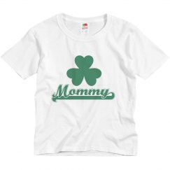 Irish Shamrock Mammy