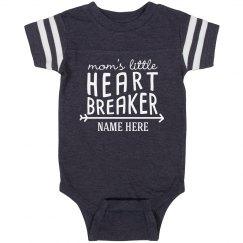 I Am Mommy's Little Heart Breaker