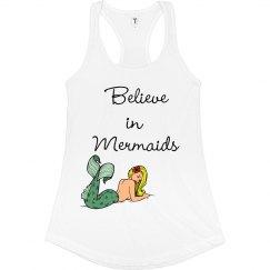 Believe in Mermaids