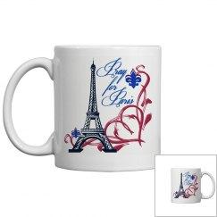 Pray For Paris Memorial