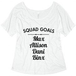 Squad Goals Anti-Sanderson Sisters