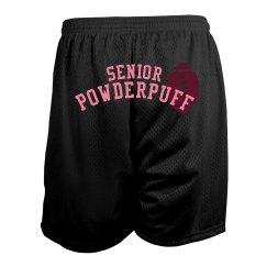 Powderpuff Mesh Shorts