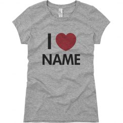 I Heart Name