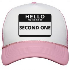 Second Kid Hat
