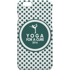Yoga for a Cure iPhone
