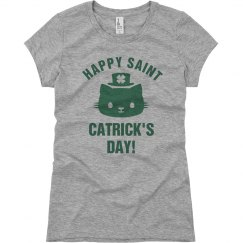 Happy St. Catrick's Day Tee