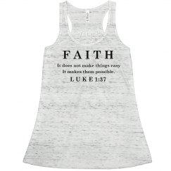 Faith Luke Tank