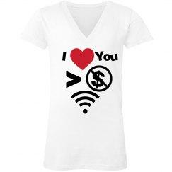More than FreeWifi Tshirt