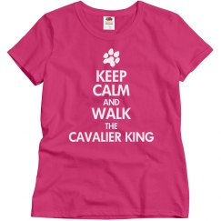 Walk the Cavalier King