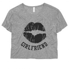 Girlfriend Kiss