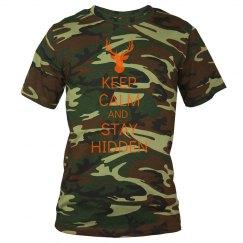 Keep Calm While Hunting