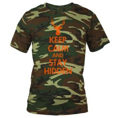 Keep Calm While Hunting
