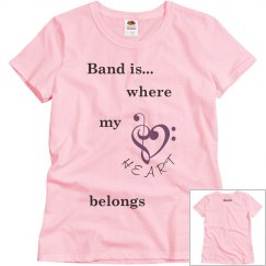 Band is...