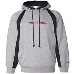 Men of Valor hoodie.