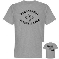 Paranormal Investigator Run