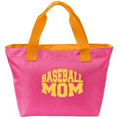 Baseball Mom Tote Bags