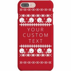 Custom Case Ugly Sweater
