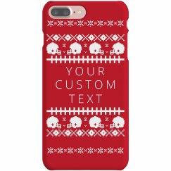 Custom Case Ugly Sweater