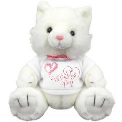Valentine Cuddly Bear