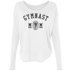 Gymnast mom