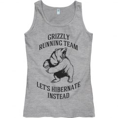 Grizzly Running Team