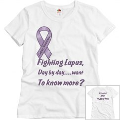 Fighting Lupus Day by Day