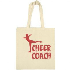 Cheer Coach Tote