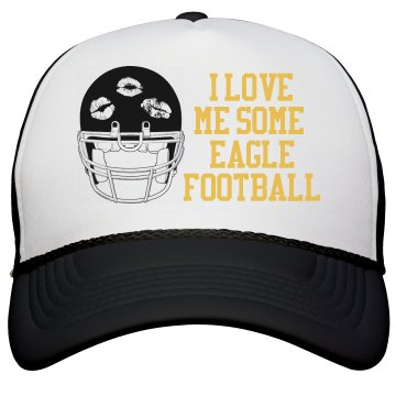 Eagle Football Love