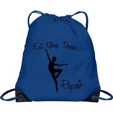 Eat, Sleep, Dance... Repeat