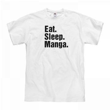 Eat Sleep Manga