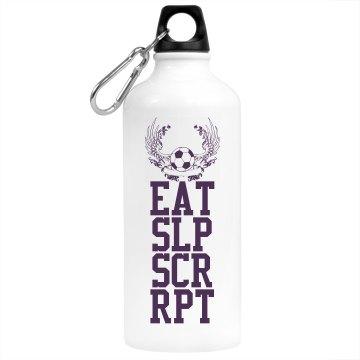 Eat Sleep Soccer Repeat