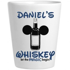Daniel's Whiskey Is Magic