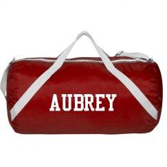 Aubrey sports roll bag