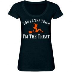 I'm the Halloween Treat