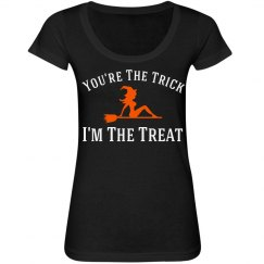 I'm the Halloween Treat