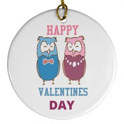 Valentines Day Ornament