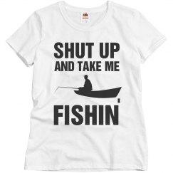 Take me fishin'