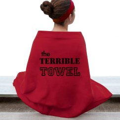 The Terrible Towel Stadium Blanket