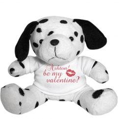 Be My Valentine Puppy