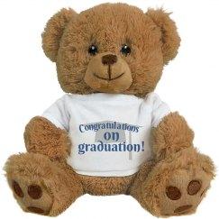 Graduation Lion