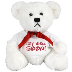A Get Well Soon Design