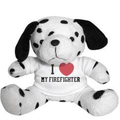 I Heart My Firefighter
