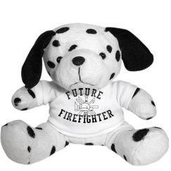Future Firefighter Dog