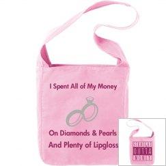 Outta Money Messenger Bag