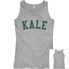 Kale Sleeveless